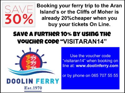 doolin ferry discount