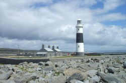 Lighthouse on Inis Óirr