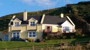 Seaview B&B , Doolin. Co. Clare