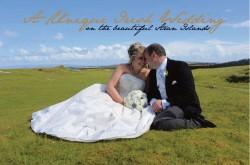 aran islands wedding
