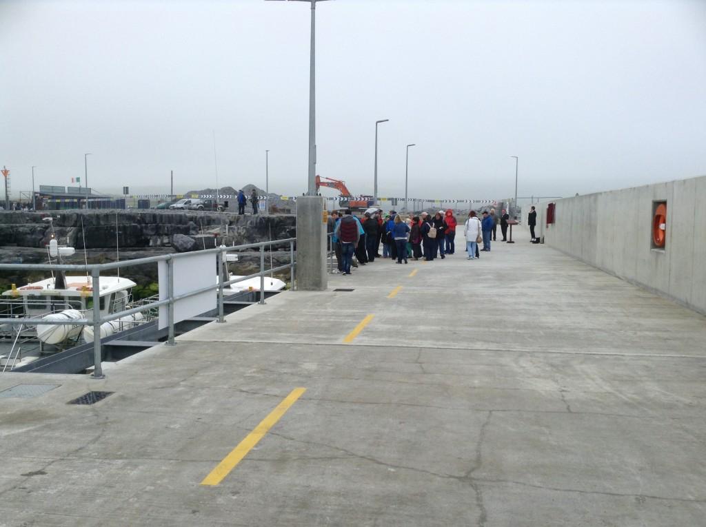 new ferry pier doolin